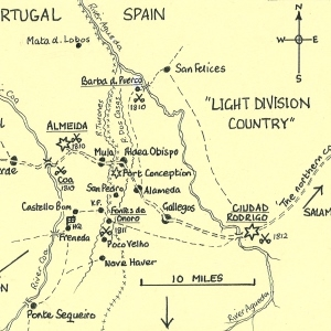 Light Division in the Peninsula